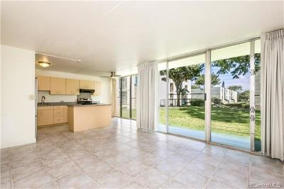Mililani Condo/Townhouse In Escrow Showing: 95-033 Kuahelani Avenue #133