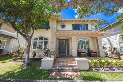 Ewa Beach Single Family Home For Sale: 91-1013 Kaiakua Street