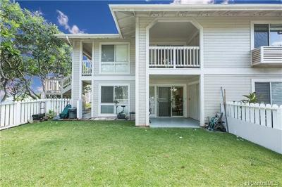 Condo/Townhouse In Escrow Showing: 94-600 Lumiaina Street #W101