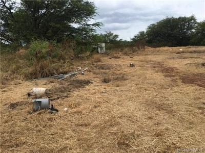Waianae Residential Lots & Land In Escrow Showing: 84-1029 Noholio Road