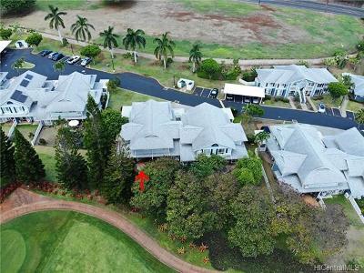 Waipahu Condo/Townhouse In Escrow Showing: 94-824 Lumiauau Street #W104