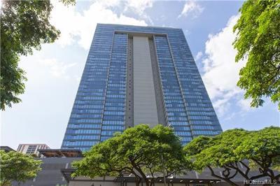 Hawaii County, Honolulu County Condo/Townhouse In Escrow Showing: 1009 Kapiolani Boulevard #702