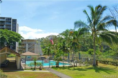 Mililani Condo/Townhouse In Escrow Showing: 95-2051 Waikalani Place #E301