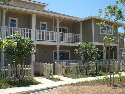 Kapolei Condo/Townhouse For Sale: 525 Manawai Street #902