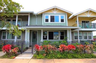 kapolei Condo/Townhouse For Sale: 801 Kakala Street #302