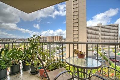 Honolulu Condo/Townhouse For Sale: 3161 Ala Ilima Street #603