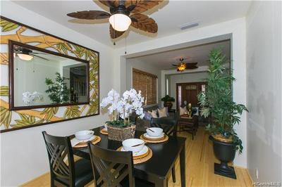 Single Family Home For Sale: 91-213 Hoomaalili Place