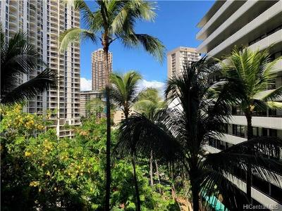 Honolulu Condo/Townhouse For Sale: 425 Ena Road #705C