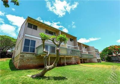 Kapolei Condo/Townhouse For Sale: 92-1019 Makakilo Drive #59