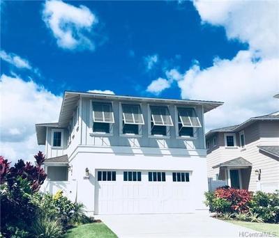Ewa Beach Single Family Home For Sale: 91-1510 Kaikohola Street #D4