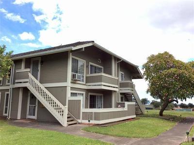Waipahu Condo/Townhouse For Sale: 94-1386 Kulewa Loop #R