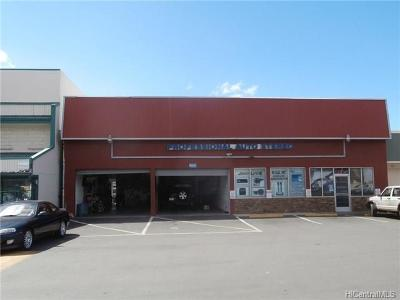 Honolulu County Commercial In Escrow Not Showing