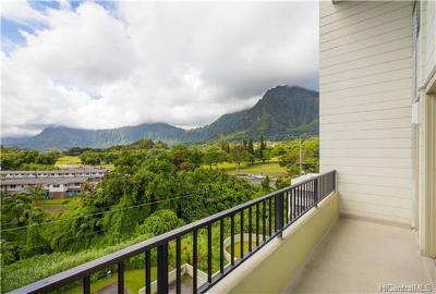 Kaneohe Condo/Townhouse For Sale: 46-270 Kahuhipa Street #A601