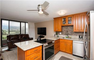 Hawaii County, Honolulu County Condo/Townhouse For Sale: 320 Liliuokalani Avenue #604