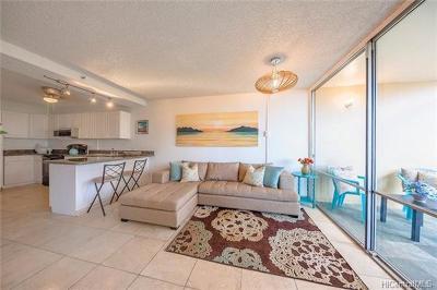 Honolulu Condo/Townhouse For Sale: 1684 Ala Moana Boulevard #353