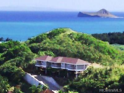 Single Family Home For Sale: 1440 Auwaiku Street #A