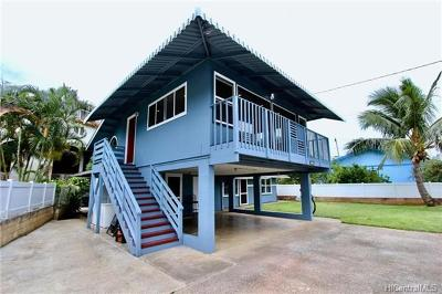 Kaneohe HI Single Family Home For Sale: $1,080,000