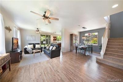 Kapolei Single Family Home For Sale: 92-844 Opalipali Place