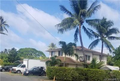Single Family Home For Sale: 330 Wanaao Road