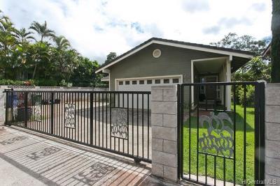 kapolei Single Family Home For Sale: 92-1214 Hookeha Place