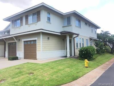 Kapolei Condo/Townhouse For Sale: 92-1500 Aliinui Drive #308