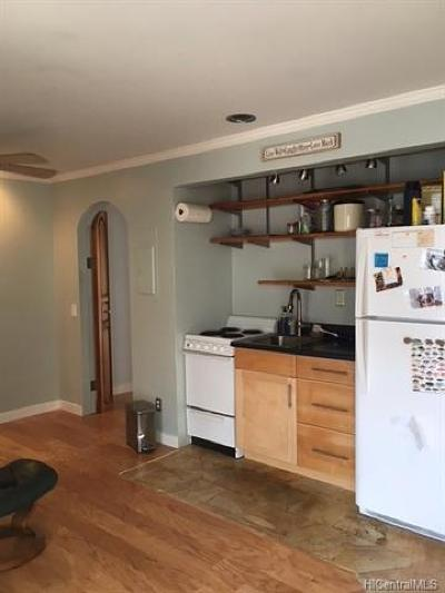 Condo/Townhouse In Escrow Showing: 68-099 Au Street #5