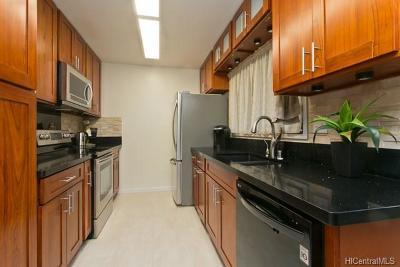 Kaneohe Condo/Townhouse For Sale: 47-668 Hui Kelu Street #7405