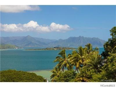 Kaneohe Single Family Home For Sale: 44-656 Kaneohe Bay Drive #A