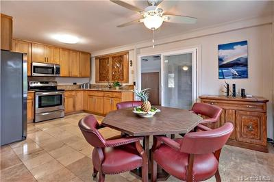 Kaneohe Single Family Home For Sale: 45-625 Kapunahala Road
