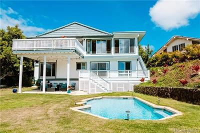 Single Family Home For Sale: 978 Kailiu Place