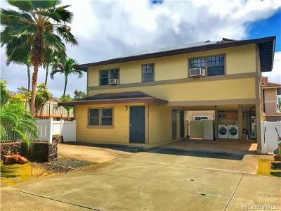 Waipahu Single Family Home For Sale: 94-1162 Kapehu Street