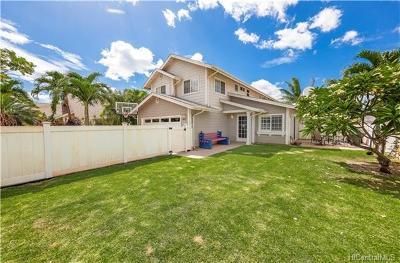 Waianae Single Family Home For Sale: 87-1038 Kaiamekala Street