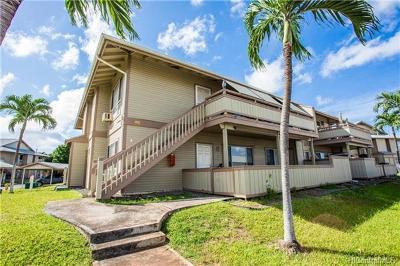 Ewa Beach Condo/Townhouse For Sale: 91-681 Puamaeole Street #28B