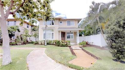 Ewa Beach Single Family Home For Sale: 91-1005 Kaimoana Street