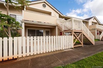 Waipahu Condo/Townhouse For Sale: 94-1477 Waipio Uka Street #G107