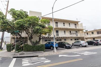 Hawaii County, Honolulu County Rental For Rent: 629 Piikoi Street