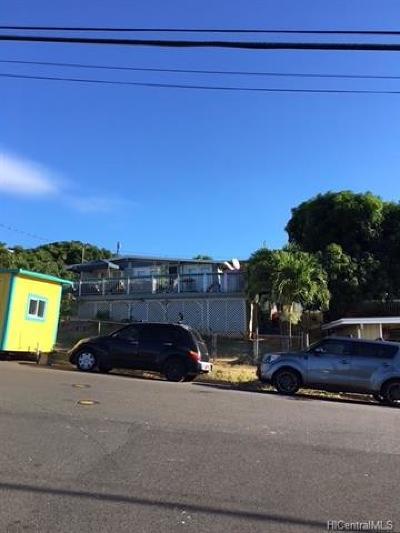 kapolei Single Family Home For Sale: 92-430 Akaula Street