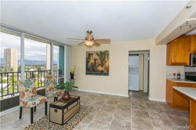 Aiea Condo/Townhouse In Escrow Showing: 98-402 Koauka Loop #1701