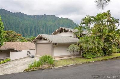 Kaneohe HI Single Family Home For Sale: $895,000