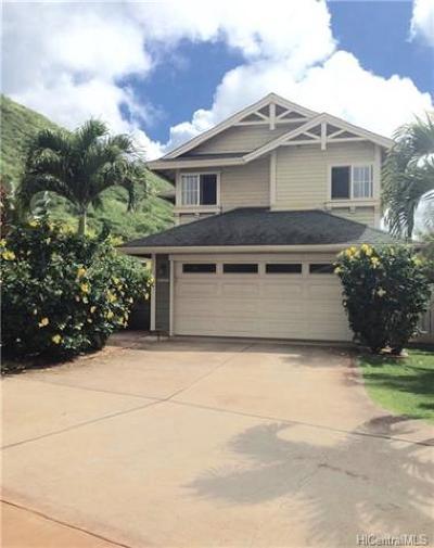 Kapolei Single Family Home For Sale: 92-6031 Nemo Street