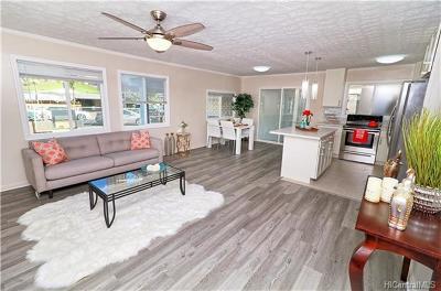 Waianae Single Family Home For Sale: 87-228 Kahau Street