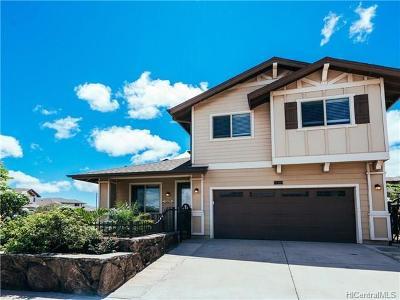 Kapolei Single Family Home For Sale: 92-804 Opalipali Place
