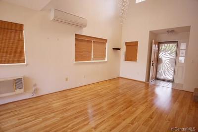 Waipahu HI Rental For Rent: $2,900