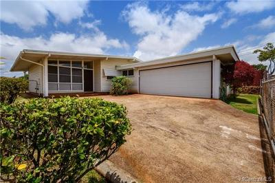 Single Family Home In Escrow Showing: 1128 Kumano Street