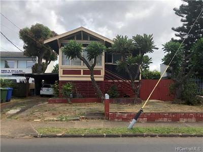 Honolulu County Residential Lots & Land In Escrow Showing: 1720 Dillingham Boulevard
