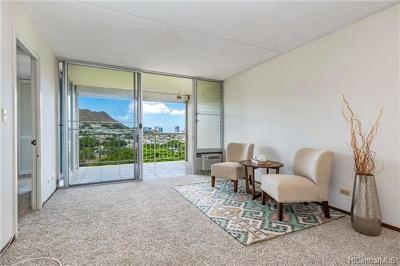 Honolulu Condo/Townhouse For Sale: 2029 Nuuanu Avenue #1008