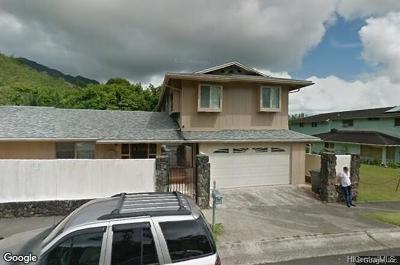 Kaneohe Single Family Home For Sale: 47-648 Hui Ulili Street