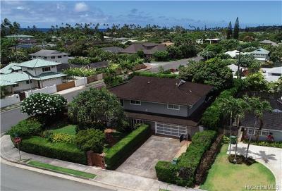 Hawaii County, Honolulu County Single Family Home For Sale: 1010 Noio Street