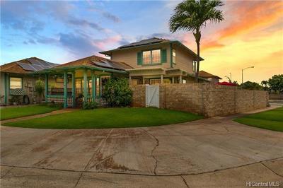kapolei Single Family Home For Sale: 91-1001 Holi Street
