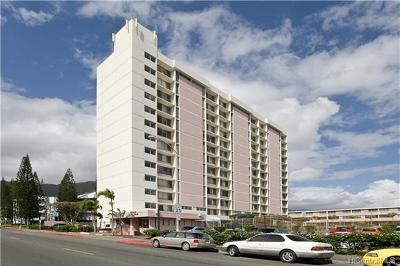 Kaneohe Condo/Townhouse In Escrow Showing: 46-255 Kahuhipa Street #A500